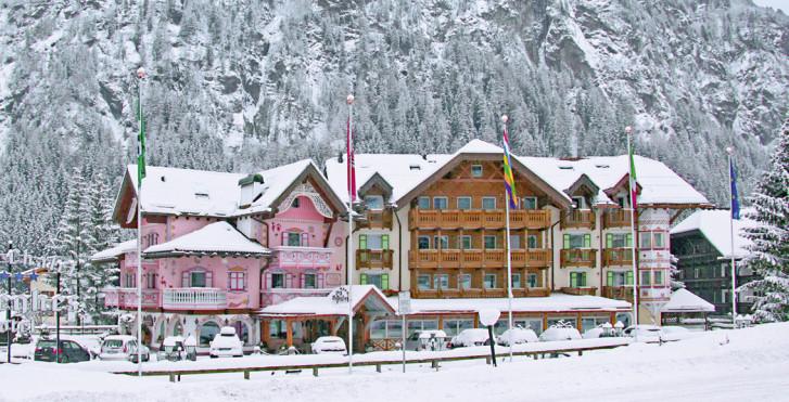 Hôtel & Club Gran Chalet Soreghes