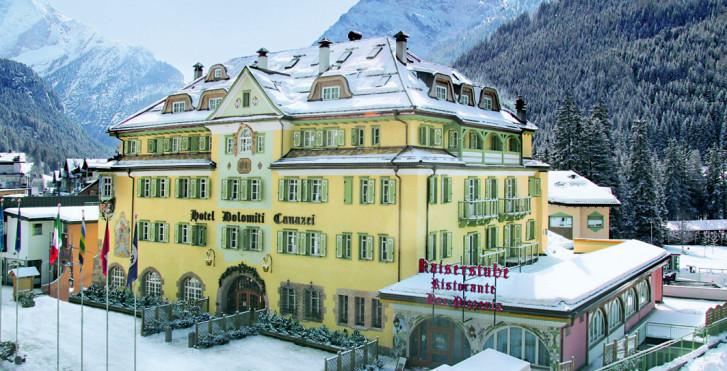 Image 7294651 - Schloss Hotel & Club Dolomiti