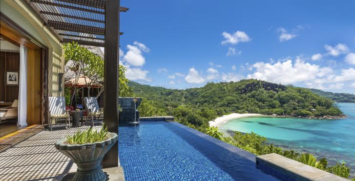 Ocean Panoramic Villa - Anantara MAIA Seychelles Villas