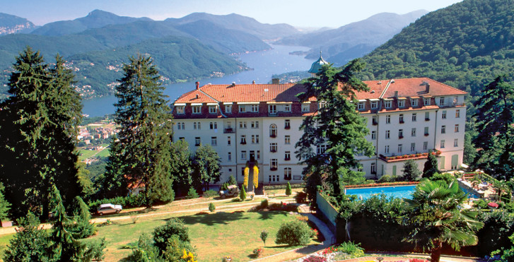 Bild 7296294 - Kurhaus Cademario Hotel & Spa