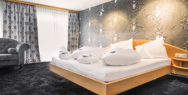 Doppelzimmer Sweet Dreams - Alpenlove Adult Spa Hotel