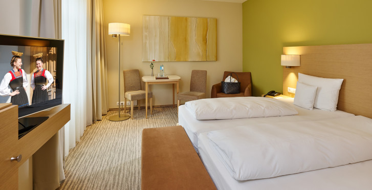 Chambre double Confort - SENTIDO Seehotel Am Kaiserstrand