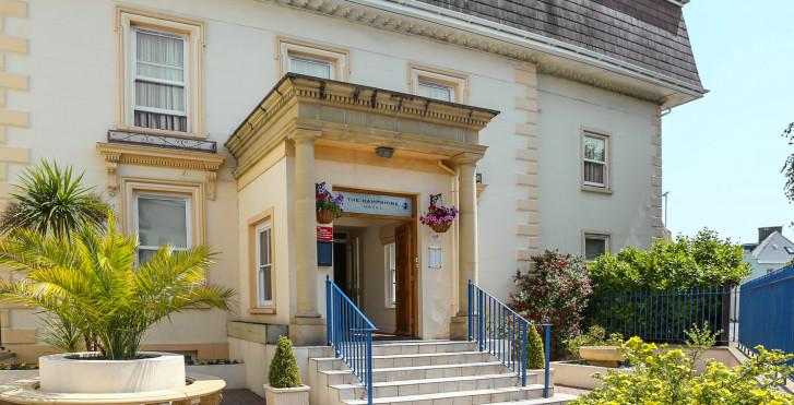 Hôtel Hampshire