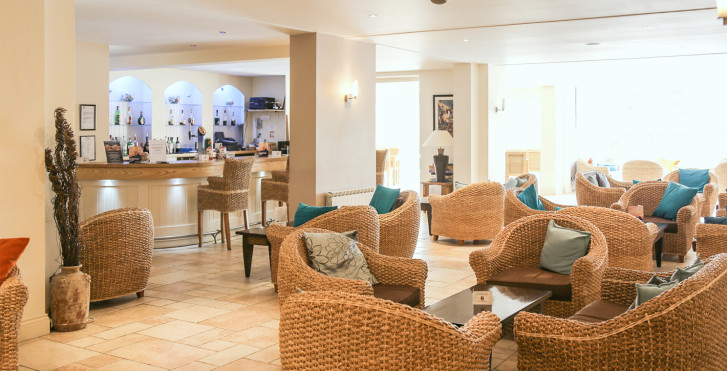 Image 28588515 - Hôtel Hampshire