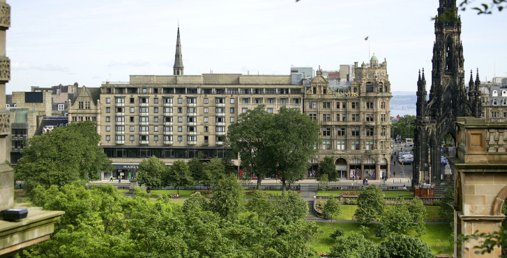 Image 27298034 - Mercure Edinburgh Princes Street