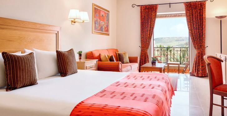 Doppelzimmer - Kempinski Hotel San Lawrenz