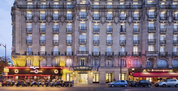 Holiday Inn Gare de l'Est