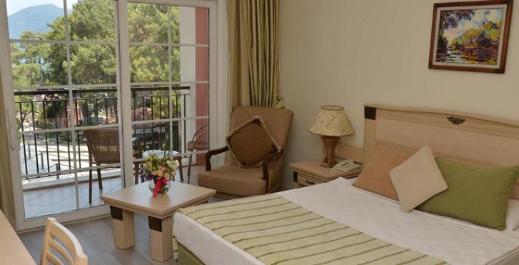 Doppelzimmer - Grand Yazici Club Turban Thermal Hotel