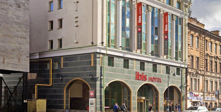 Ibis St. Petersburg Centre