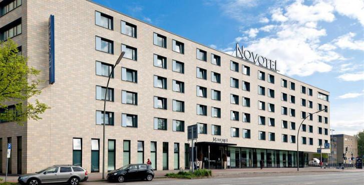 Novotel Hamburg City Alster