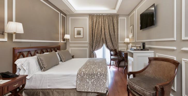Chambre double Premium - Catalonia las Cortes