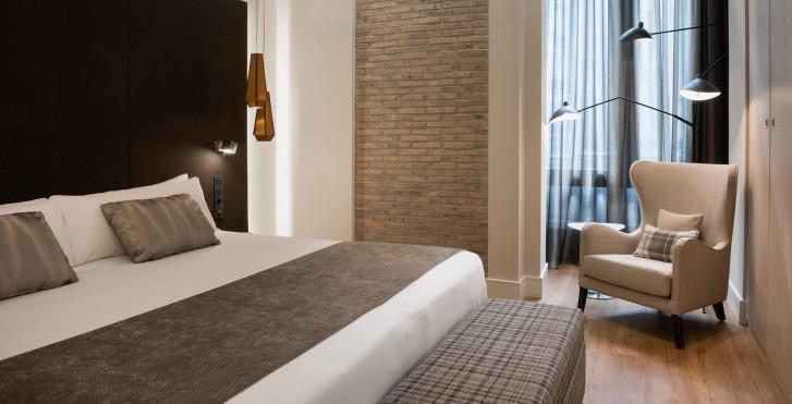 Chambre double Premium - Catalonia Gran Via