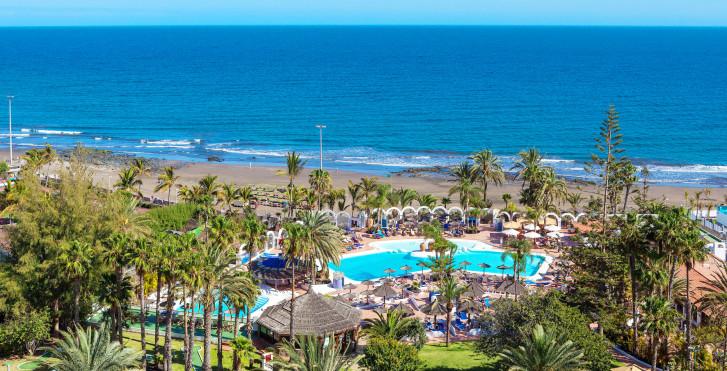 Hotel Melia Tamarindos Gran Canaria Fotos