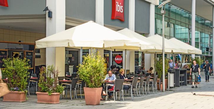 Bild 22874315 - Ibis Hotels Dresden