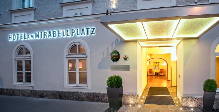 Image 23046224 - Hôtel am Mirabellplatz