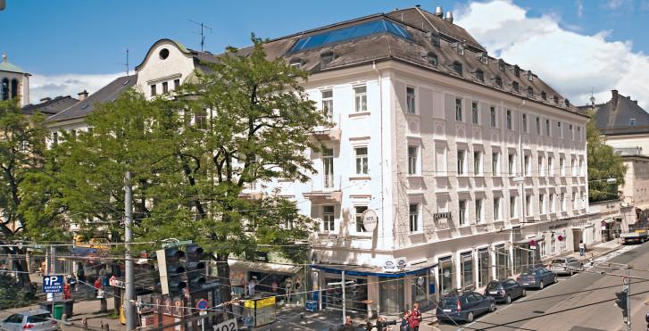 Image 23046226 - Hôtel am Mirabellplatz