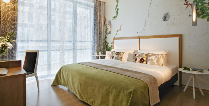 Chambre double - City Hotel