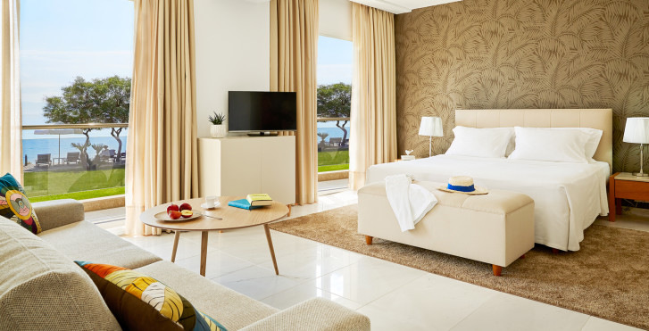 Deluxe Junior Suite - Afitis Boutique Hotel