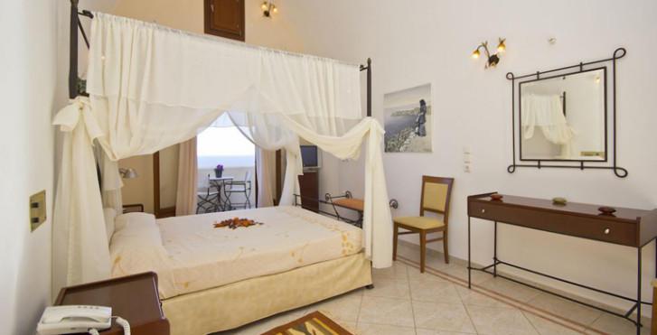 Chambre familiale - Hôtel Epavlis