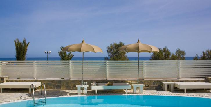 Anemos Beach Lounge Hôtel