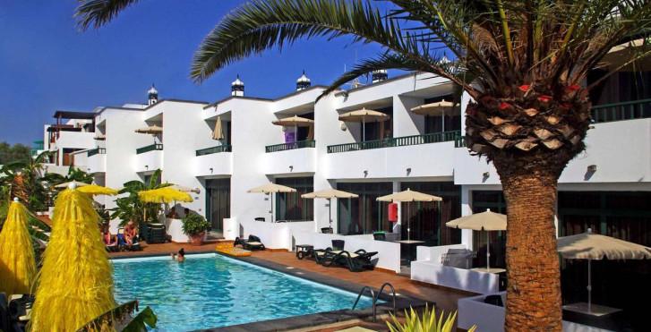 Bild 7343514 - Apartamentos La Tegala