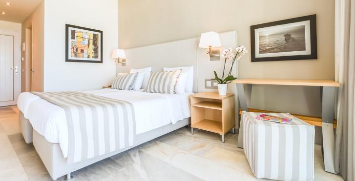 Chambre double Superior - Acharavi Beach Hotel