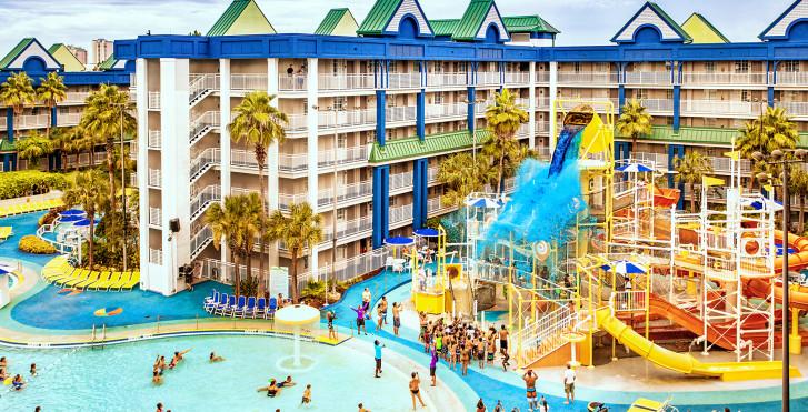 Image 27562415 - Holiday Inn Resort Suites - Waterpark