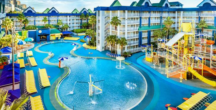 Image 27562416 - Holiday Inn Resort Suites - Waterpark