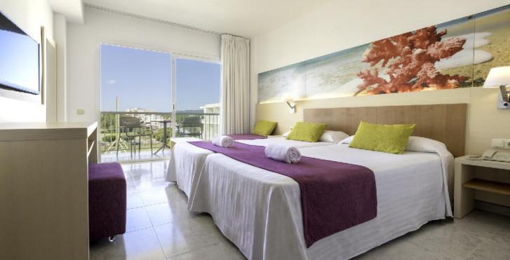 Chambre double Premium - Azuline Coral Beach