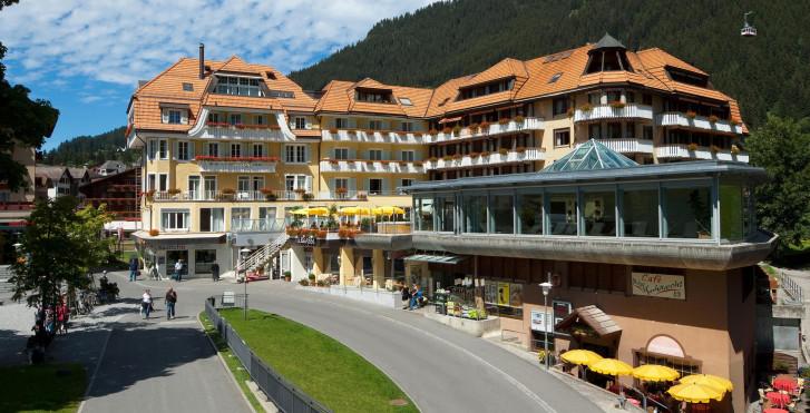 Hôtel Silberhorn