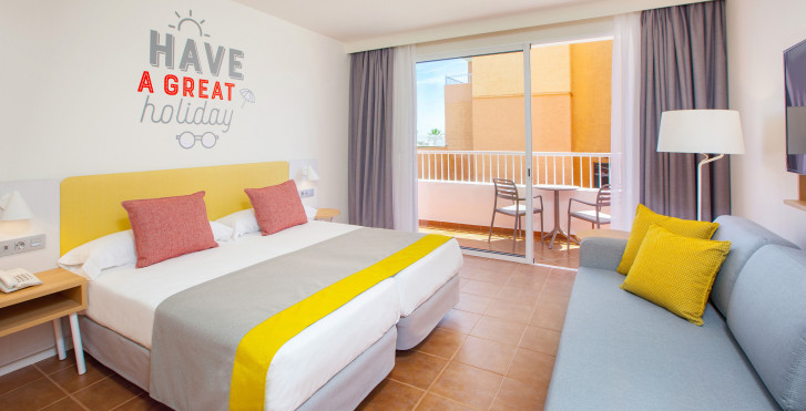 Doppelzimmer - Abora Interclub Atlantic by Lopesan Hotels