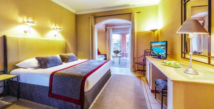 Chambre double - Jaz Makadi Oasis Resort & Club