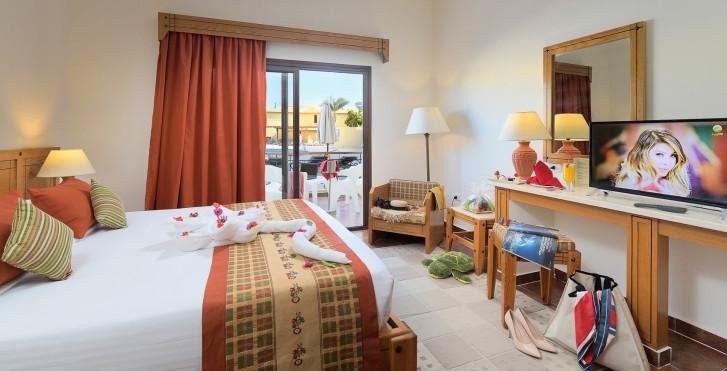 Doppelzimmer Premium - The Three Corners Fayrouz Plaza Beach Resort