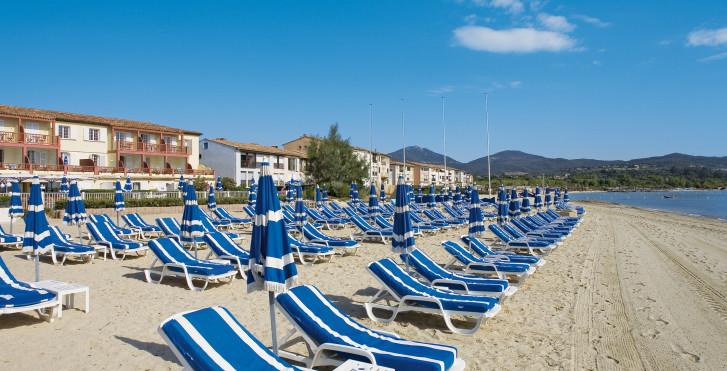 Hotel Giraglia Port Grimaud Frankreich