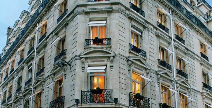 Image 23028670 - Hôtel Balzac