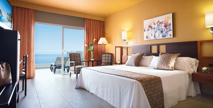 Chambre double vue mer - Adrián Hoteles Roca Nivaria Gran Hotel