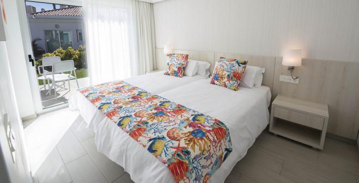 Suite - Hotel Dunagolf Suites