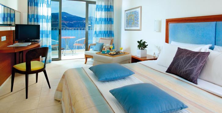 Doppelzimmer - Wyndham Grand Crete Mirabello Bay