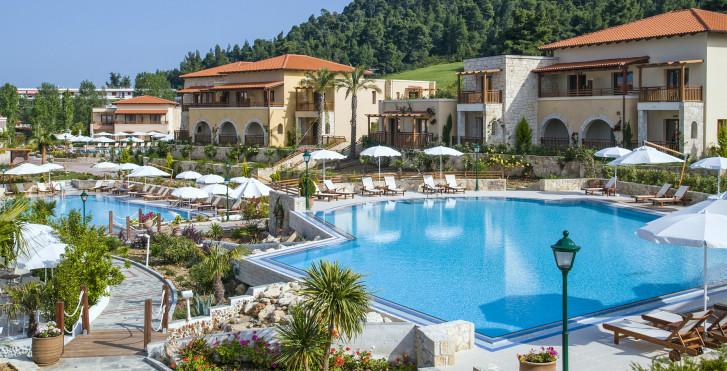 Aegean Melathron Thalasso Spa Hotel Chalkidiki Thessaloniki
