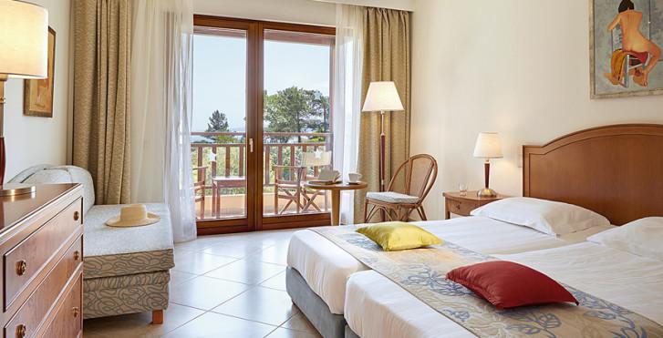 Doppelzimmer - Aegean Melathron Thalasso Spa Hotel