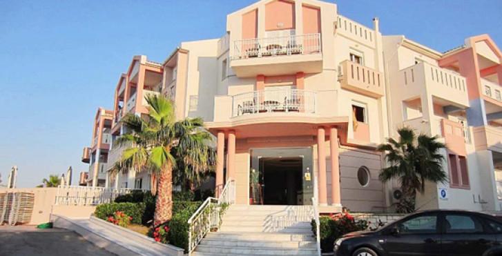 Image 26278377 - Xenos Kamara Beach Aparthotel