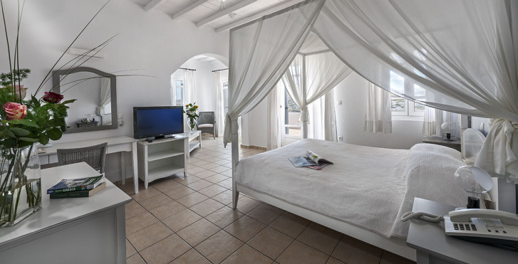 Suite Junior - Hôtel Deliades