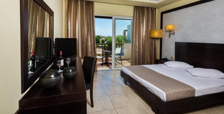 Chambre double - Gaia Palace Hotel