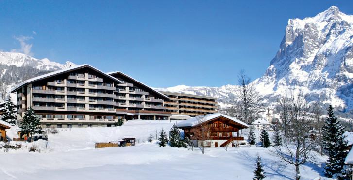 Sunstar Hotel Grindelwald - forfait ski