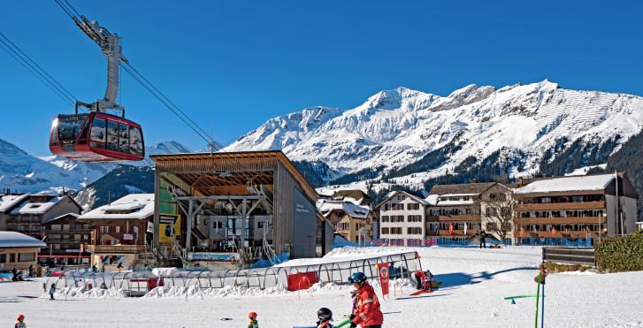 Sunstar Hotel Wengen - Forfait ski