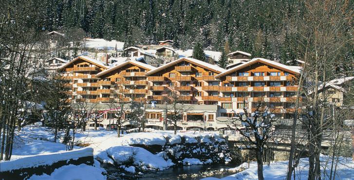 Silvretta Parkhotel - Forfait ski