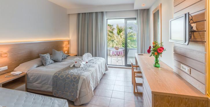 Chambre double - Tigaki Beach Hotel