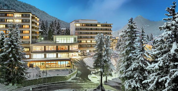 Sunstar Hotel Davos - Forfait ski