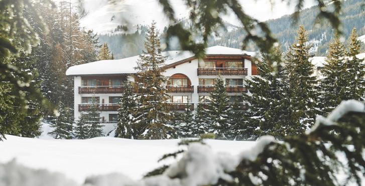 Hotel Waldhuus Davos - Skipauschale