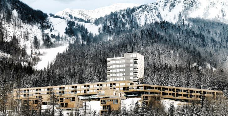 Image 7419771 - Gradonna ****S Mountain Resort - Forfaits ski